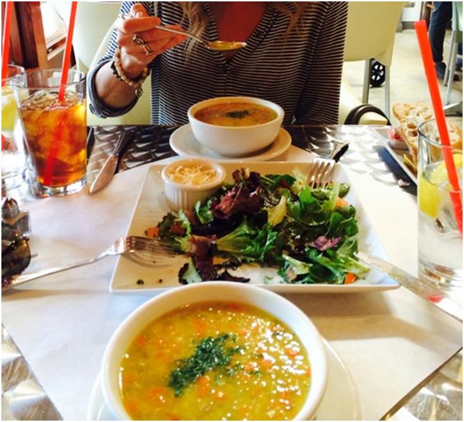Anastasia Cafe Laguna Beach, CA