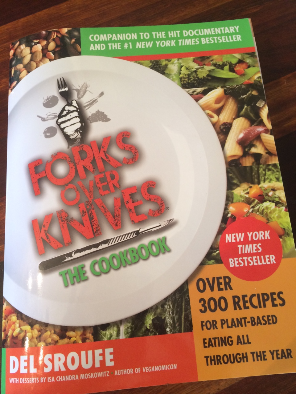 Forks Over Knives by Del Sroufe